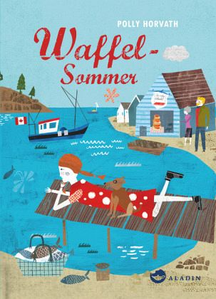 Waffelsommer - Horvath, Polly; Haake, Martin
