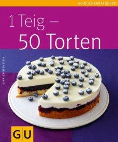 1 Teig - 50 Torten (Mängelexemplar)