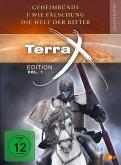 Terra X - Edition Vol. 1: Geheimbünde / F wie Fälscher / Die Welt der Ritter (3 Discs)