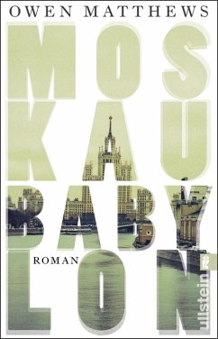 Moskau Babylon (eBook, ePUB) - Matthews, Owen