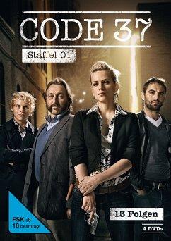 Code 37 - Staffel 1 (4 Discs)