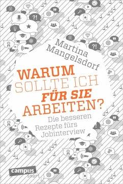 Warum sollte ich für Sie arbeiten? (eBook, PDF) - Mangelsdorf, Martina