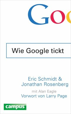 Wie Google tickt - How Google Works (eBook, PDF)