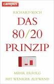 Das 80/20-Prinzip (eBook, ePUB)