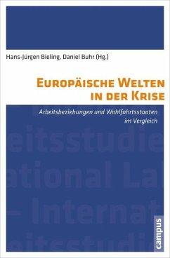 Europäische Welten in der Krise (eBook, PDF)