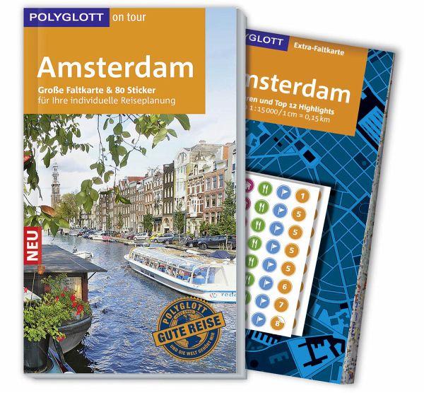 Polyglott on tour Reiseführer Amsterdam - Kilimann, Susanne; Rettenmeier, Christine
