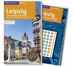POLYGLOTT on tour Reiseführer Leipzig