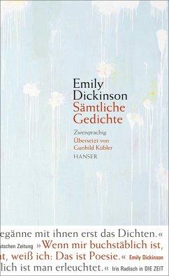 Sämtliche Gedichte - Dickinson, Emily