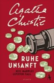 Ruhe unsanft / Ein Fall für Miss Marple Bd.13