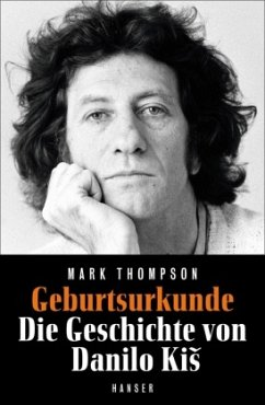 Geburtsurkunde - Thompson, Mark