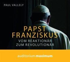 Papst Franziskus, 2 Audio-CDs - Vallely, Paul