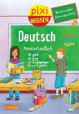 Basiswissen Grundschule: Deutsch / Pixi Wissen Bd.87