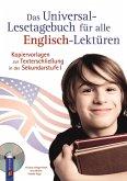 Das Universal-Lesetagebuch für alle Englisch-Lektüren