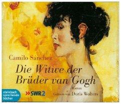 Die Witwe der Brüder van Gogh, 4 Audio-CDs