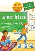 Basiswissen Grundschule: Lernen lernen / Pixi Wissen Bd.88