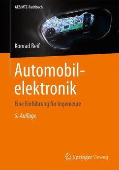 Automobilelektronik - Reif, Konrad