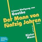 Der Mann von fünfzig Jahren, Novelle, 1 Audio-CD