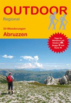24 Wanderungen Abruzzen - Barelds, Idhuna; Barelds, Wolfgang