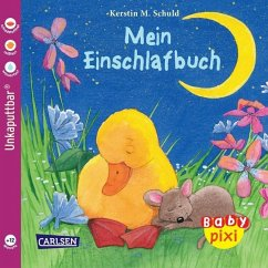 Mein Einschlafbuch - Schuld, Kerstin M.
