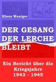 Der Gesang der Lerche bleibt (eBook, ePUB)