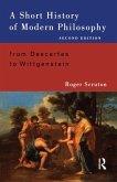 A Short History of Modern Philosophy (eBook, ePUB)