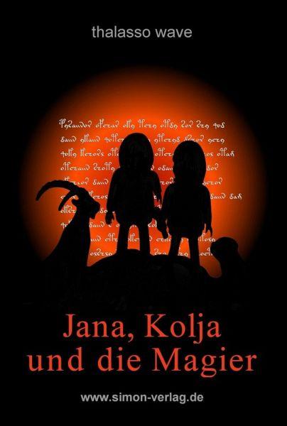 Jana, Kolja und die Magier (eBook, PDF) - wave, thalasso