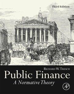 Public Finance (eBook, ePUB) - Tresch, Richard W.