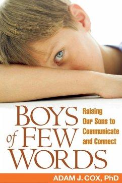 Boys of Few Words (eBook, ePUB) - Cox, Adam J.