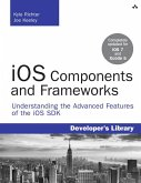 iOS Components and Frameworks (eBook, PDF)