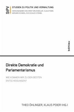 Direkte Demokratie und Parlamentarismus