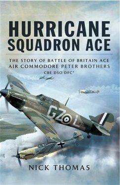Hurricane Squadron Ace (eBook, PDF) - Thomas, Nick