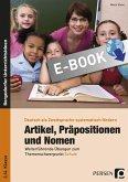 Artikel, Präpositionen und Nomen - Bd. 2 (eBook, PDF)