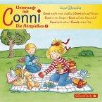 Unterwegs mit Conni - Die Hörspielbox, 3 Audio-CDs