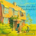 Neues von den Penderwicks / Die Penderwicks Bd.4 (5 Audio-CDs)