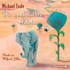 Die musikalischen Fabeln, 2 Audio-CDs - Ende, Michael