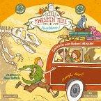Abgefahren! / Die Schule der magischen Tiere Bd.4 (2 Audio-CDs)
