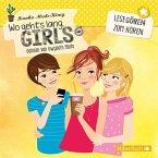 Wo geht's lang, Girls? / Lesegören Bd.1 (2 Audio-CDs)