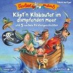 Käpt'n Klabauter im dampfenden Meer / Vorlesemaus Bd.11 (1 Audio-CD)