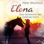 Das Geheimnis der Oaktree-Farm / Elena - Ein Leben für Pferde Bd.4 (1 Audio-CD)