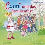 Conni und das Familienfest / Conni Erzählbände Bd.25 (1 Audio-CD)
