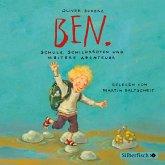BEN. Schule, Schildkröten und weitere Abenteuer / BEN. Bd.2 (1 Audio-CD)