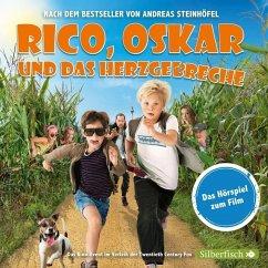 Rico, Oskar und das Herzgebreche / Rico & Oskar Bd.2 (2 Audio-CDs) - Steinhöfel, Andreas