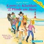 Conni, das Kleeblatt und die Pferde am Meer / Conni & Co Bd.11 (2 Audio-CDs)