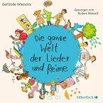 Die ganze Welt der Lieder und Reime, 1 Audio-CD