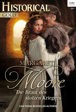 Die Braut des stolzen Kriegers (eBook, ePUB) - Moore, Margaret
