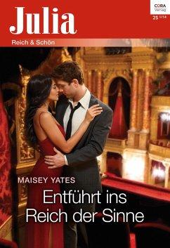 Entführt ins Reich der Sinne (eBook, ePUB) - Yates, Maisey