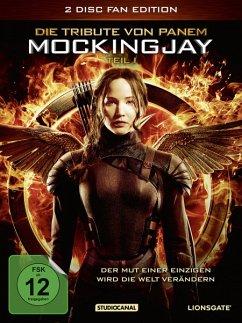 Die Tribute von Panem - Mockingjay Teil 1 Fan Edition - Lawrence,Jennifer/Hutcherson,Josh