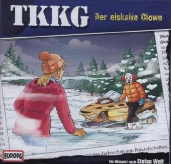 Stefan Wolf - TKKG 190 - Der Eiskalte Clown