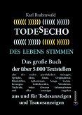 Todesecho. Des Lebens Stimmen (eBook, ePUB)