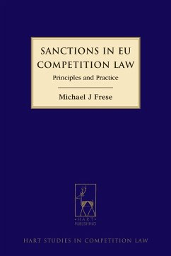 Sanctions in EU Competition Law (eBook, ePUB) - Frese, Michael